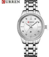 reloj de cuarzo para mujer curren / 9010