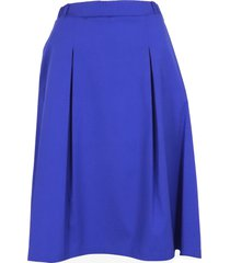 gran sasso cotton skirt