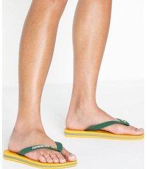 havaianas hav brazil logo flip-flops