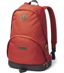 mochila classic outdoor 20l rojo columbia