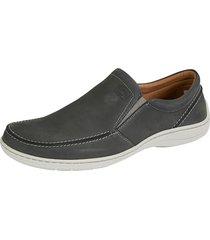 skor roger kent antracitgrå