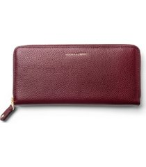 hook & albert women's zippered wallet