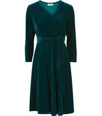 sammetsklänning cia velvet dress