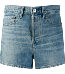 3x1 carter shorts - blue