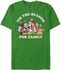 fifth sun men's family season short sleeve t-shirt