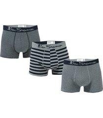 mens bray 3 pack boxer shorts