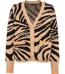 cardigan (marrone) - bodyflirt