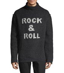 elly rock & roll merino & alpaca wool-blend sweater