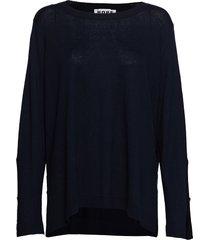 copa sweater stickad tröja blå hope