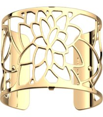 les georgettes by altesse openwork wide adjustable cuff bracelet