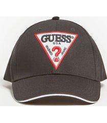 czapka z daszkiem z trójkątnym logo