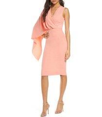 women's lavish alice cape dress