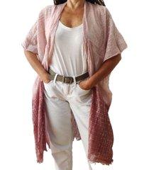 kimono rosa spiga 31