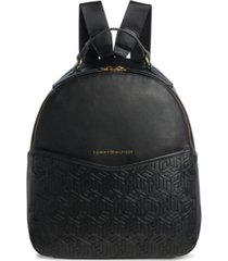 tommy hilfiger april pvc backpack