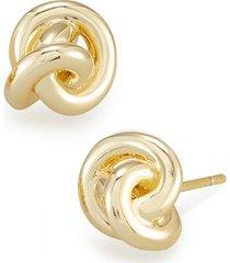 kendra scott love knot stud earrings