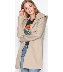 only onlsedona light coat otw noos kappor beige