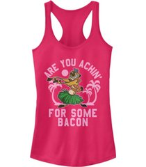 disney juniors' lion king achin' for bacon ideal racerback tank top