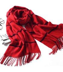 l'atteggiamento migliore 8d141 79904 lyza donna 200cm sciarpa lunga scialle tappetino di lana con motivo di rete  grande elegante e morbida alla moda