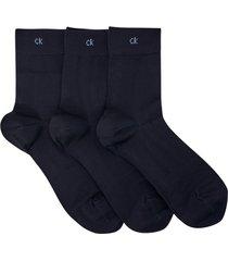 strumpor 3 pairs soft touch