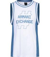 armani exchange tank tops