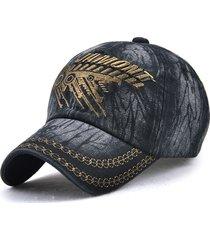 cappellino lavato da uomo ricamato berretto da baseball jamont cap casual sport sunshade hip hop caps