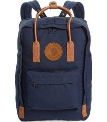 fjallraven kanken no. 2 15-inch laptop backpack - blue