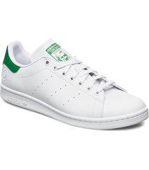 stan smith vegan låga sneakers vit adidas originals