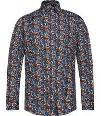 8609 - state n skjorta casual multi/mönstrad sand