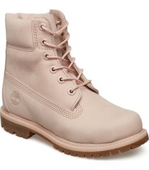 6in premium boot - w shoes boots ankle boots ankle boot - flat rosa timberland