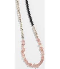 maurices womens multi beaded drape necklace