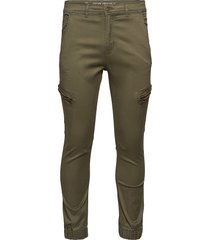 curved leg cargo pants trousers cargo pants grön shine original