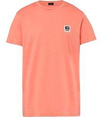 polera t diegos k30 t shirt rosado diesel