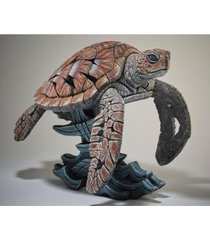 enesco edge sea turtle figure