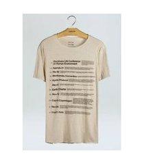 t-shirt e timeline-cru - p