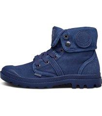 botas azul palladium 92478-490