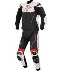 men multi motorcycle racing leather suit jacket hump pants for alpinestar