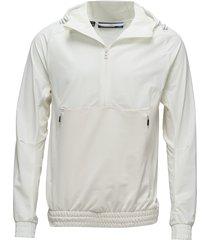 m jeff jacket tech mid sweat-shirts & hoodies mid layer jackets wit j. lindeberg
