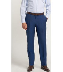 pantalón formal business azulino trial