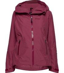stranda ins hybrid w jkt outerwear sport jackets paars bergans