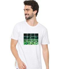 camiseta sandro clothing nature branco - branco - masculino - dafiti