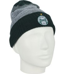 gorro do coritiba concept new era - adulto - verde/branco