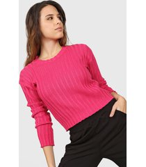 sweater fucsia chelsea market morley