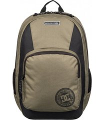 mochila casuales the locker m bkpk beige dc