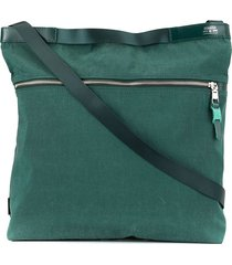 as2ov square shoulder bag - green