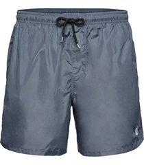 anthracite swim shorts badshorts grå bls hafnia