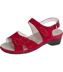sandaletter semler röd