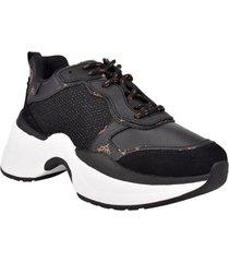 zapatilla footwear gwjennea2 blkfb negro guess