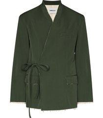 ambush kimono jacket - green
