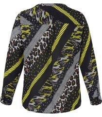 blouse van frapp multicolour