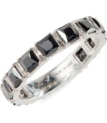women's armenta hematite stack ring